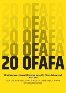 OFAFA 2015 plakat 1
